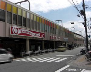 阪急園田駅南口駅前