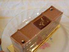マールブランシュのチョコレートケーキ