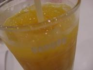 ドトールのマンゴーミックスジュース